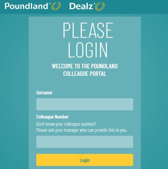Poundland Myview