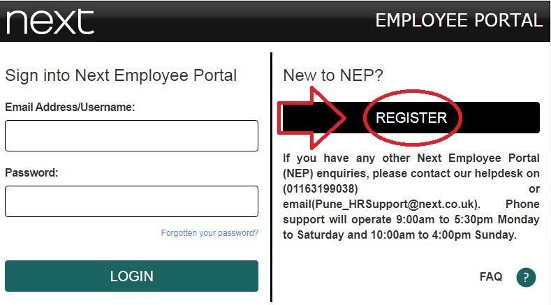 nextemployeeportal
