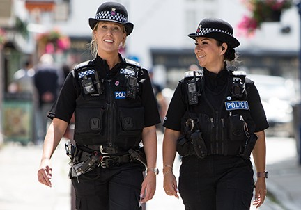 Police Salary UK