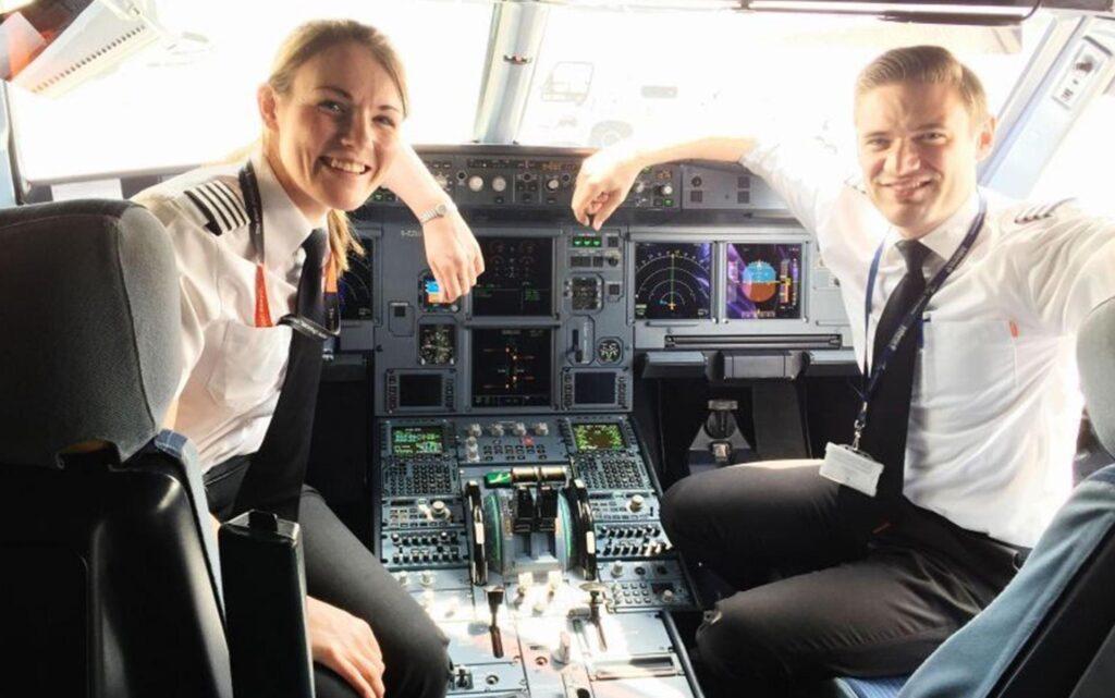 pilot salary uk