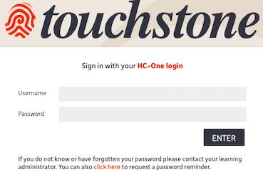 HC One Touchstone